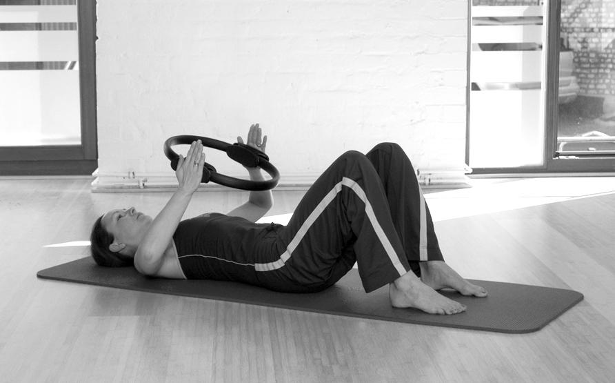 Pilates Circle Übung 5