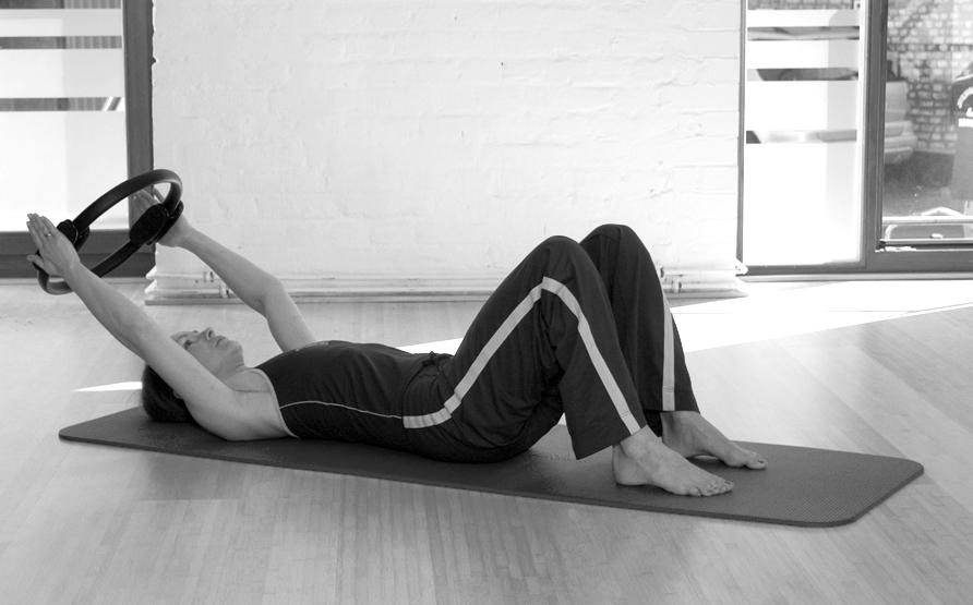 Pilates Circle Übung 6