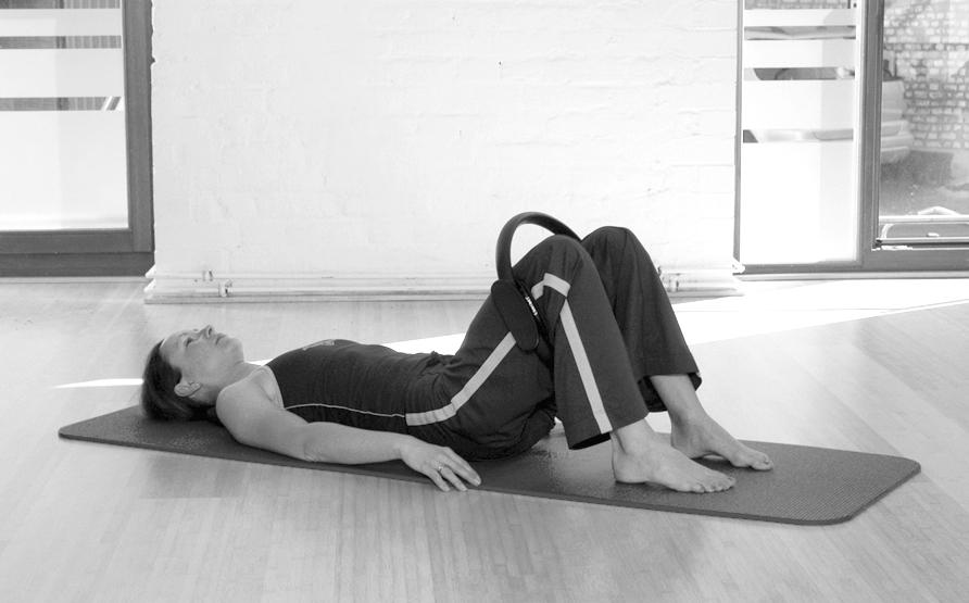 Pilates Circle Übung 7
