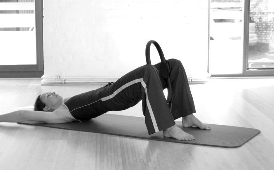 Pilates Circle Übung 10