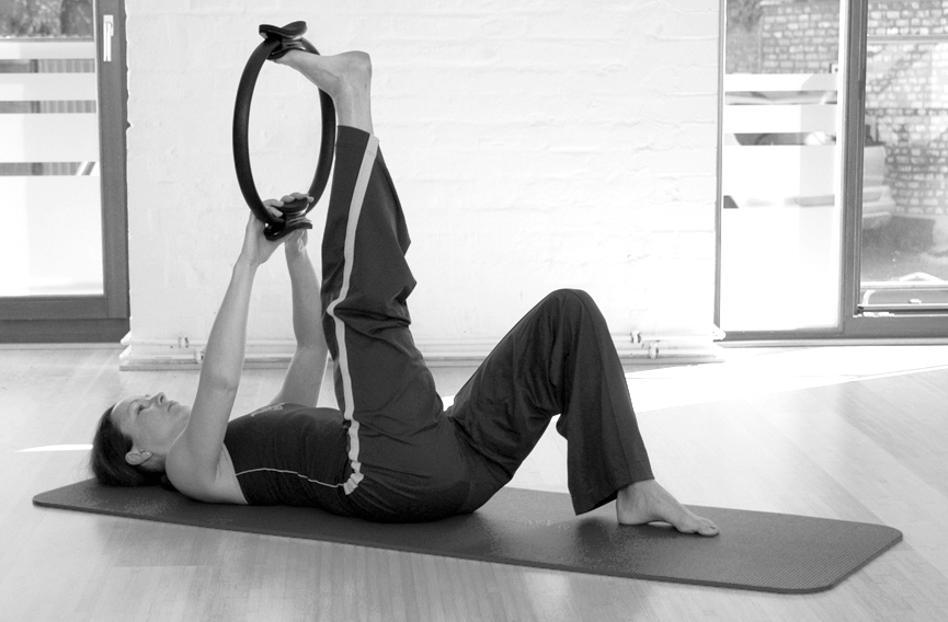 Pilates Circle Übung 12