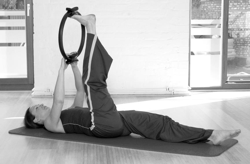Pilates Circle Übung 13